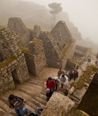 world's least romantic places: Machu Picchu, Peru