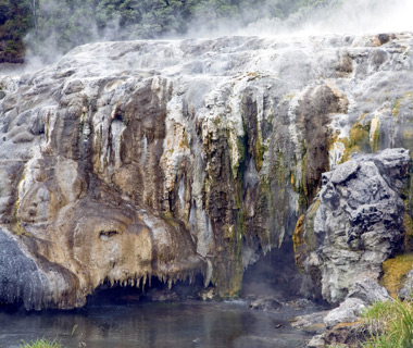 world's least romantic places: Rotorua