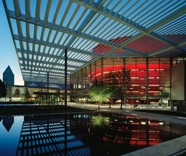 world's top new buildings: Winspear Opera House