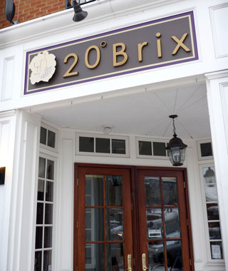 America's best wine bars: 20 Brix