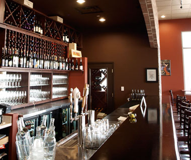 Caveau Wine Bar, Denver