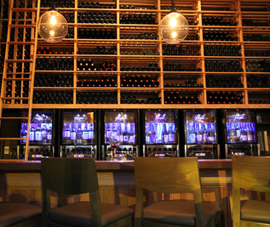 America's best wine bars: Flight