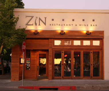 America's best wine bars: Zin restaurant