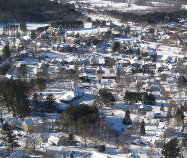 America's Prettiest Winter Towns: Bethel