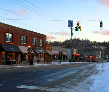 America's Prettiest Winter Towns: Blowing Rock, NC
