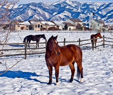 America's Prettiest Winter Towns: Bozeman, MT
