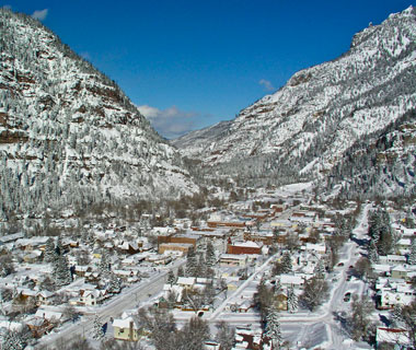 America's Prettiest Winter Towns: Ouray