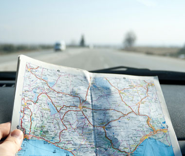 how to buy car-rental insurance in Europe: multiple city coverage