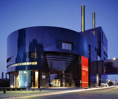 world's top new buildings: Guthrie Theater