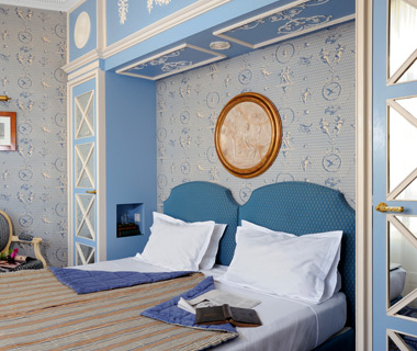 affordable Paris hotels: Hotel des Grands Hommes