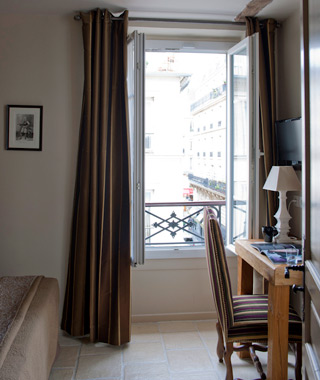affordable Paris hotels: Saint-Louis en l'Isle