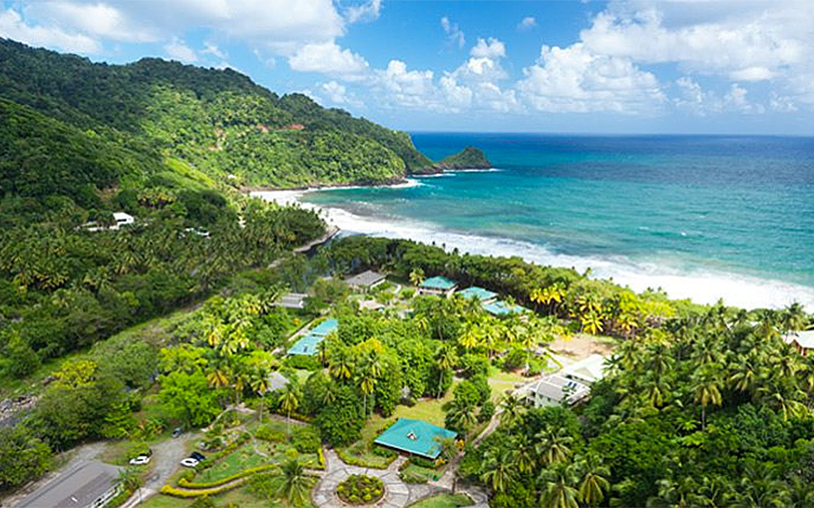 best affordable beach resorts: Rosalie Bay Resort