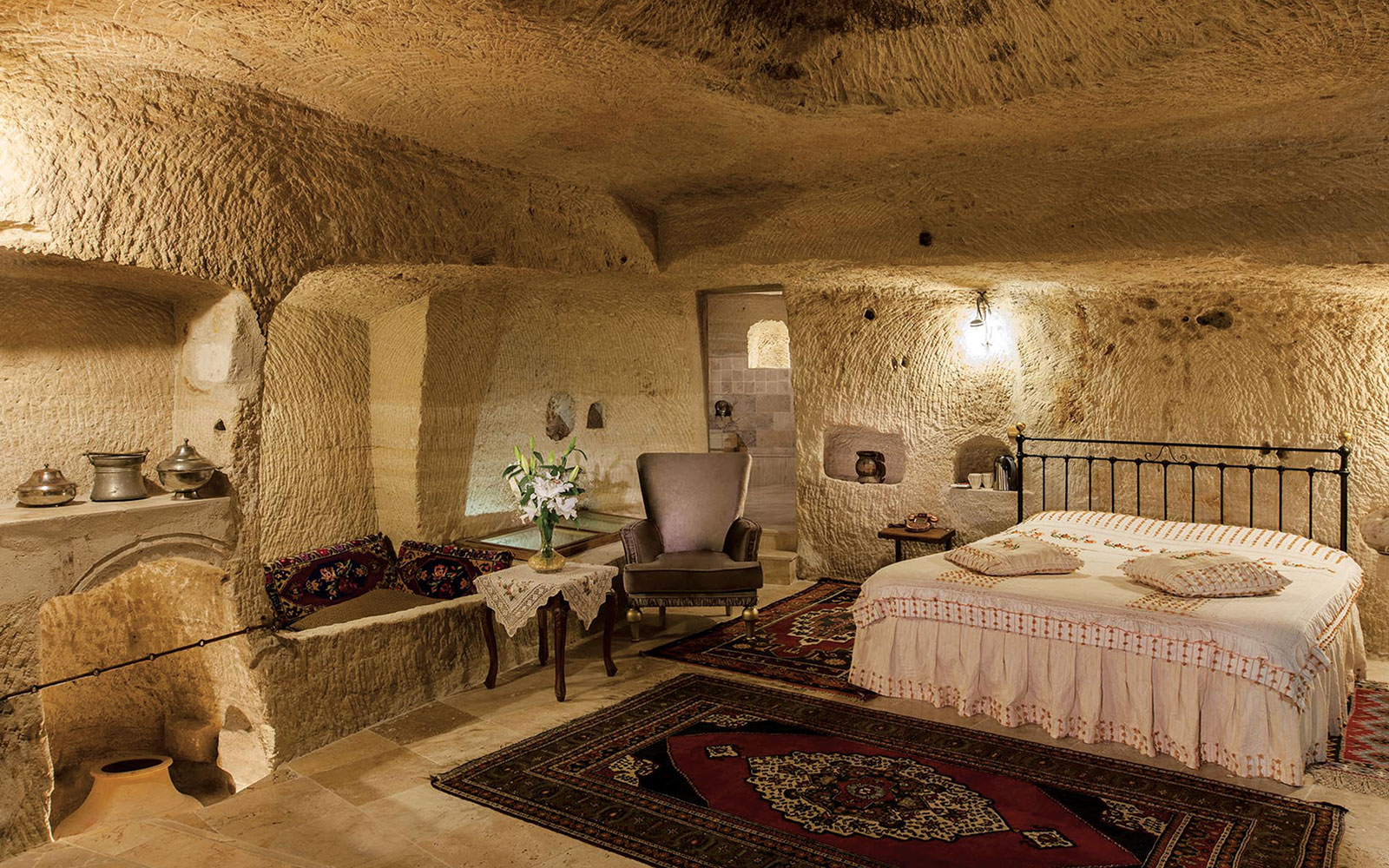 World's Most Unusual Hotels: Aydinli Cave House