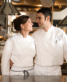 Chef Couples' Most Romantic Meals