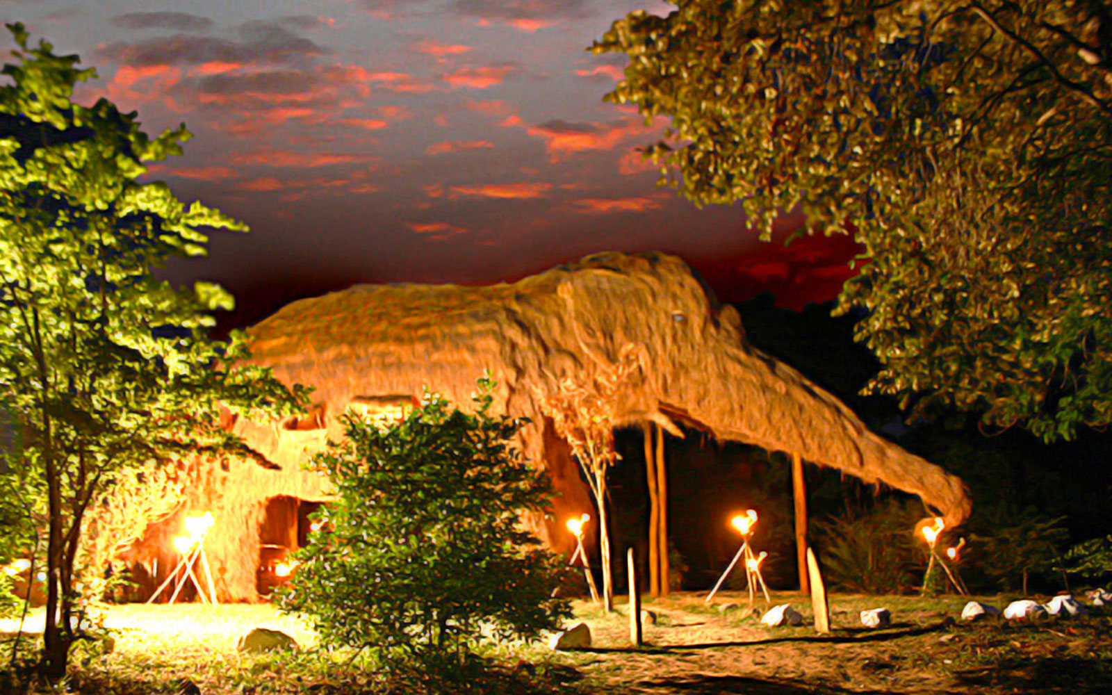 world's most unusual hotels: Kumbuk