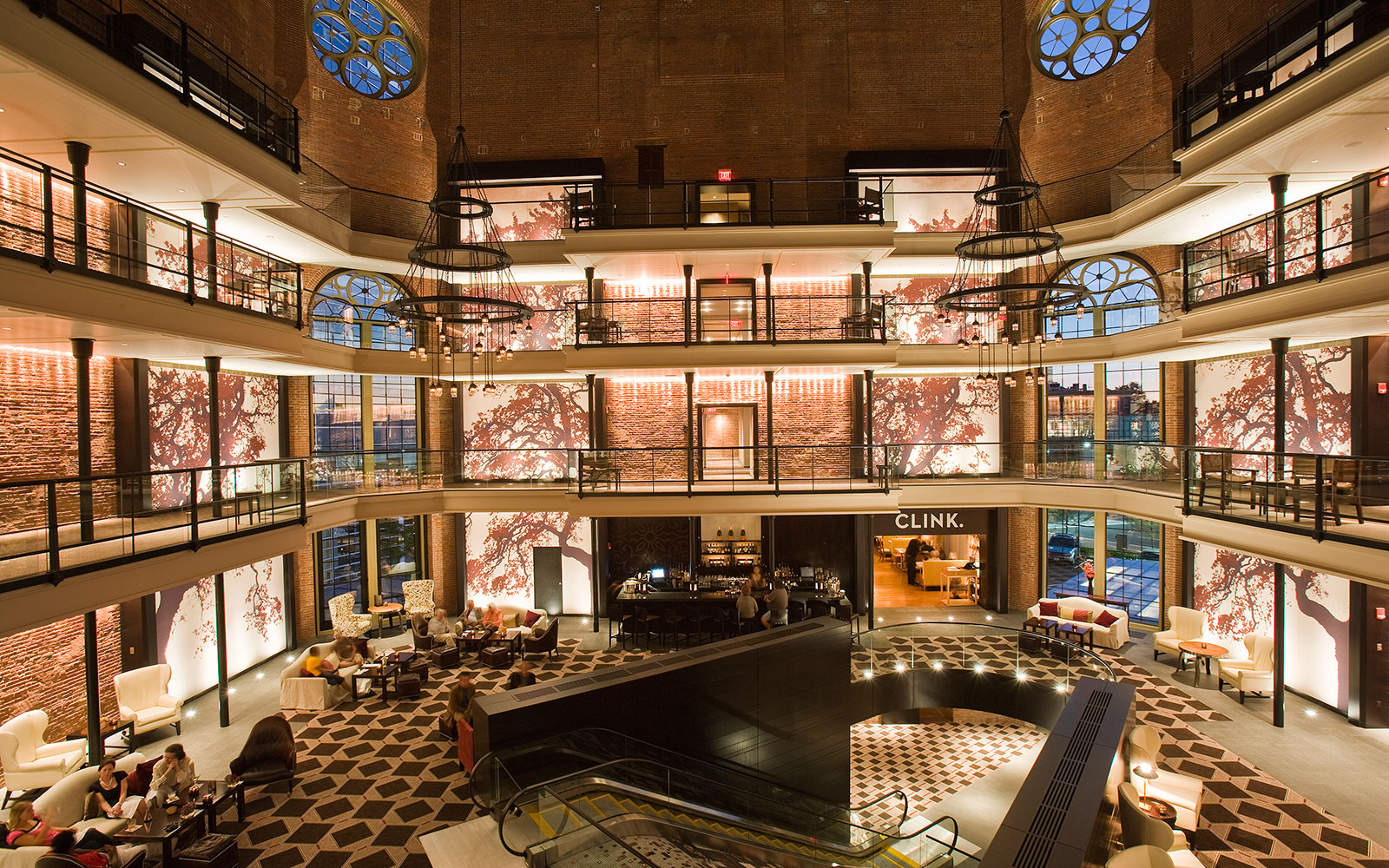 World's Most Unusual Hotels: Liberty Hotel