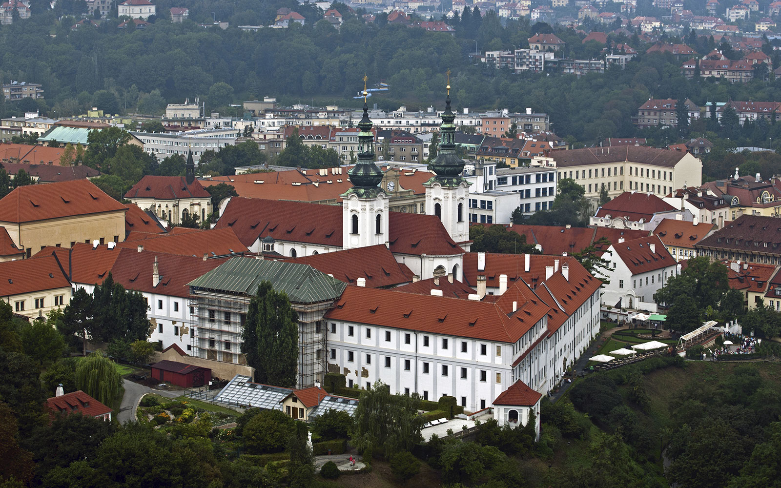 World's Most Unusual Hotels: Strahov Monastery