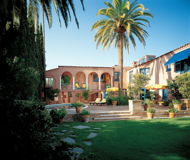 America's Affordable City Hotels: Arizona Inn, Tucson