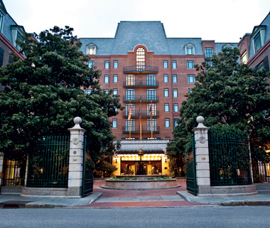 America's Affordable City Hotels: Charleston Place, Charleston, SC