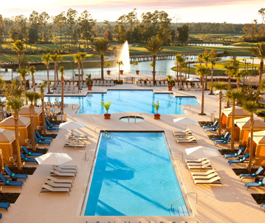 America's Affordable City Hotels: Waldorf Astoria Orlando, FL