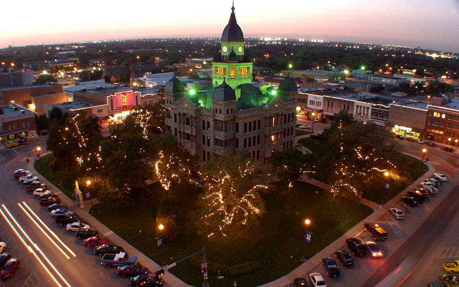 America's greatest main streets: Denton