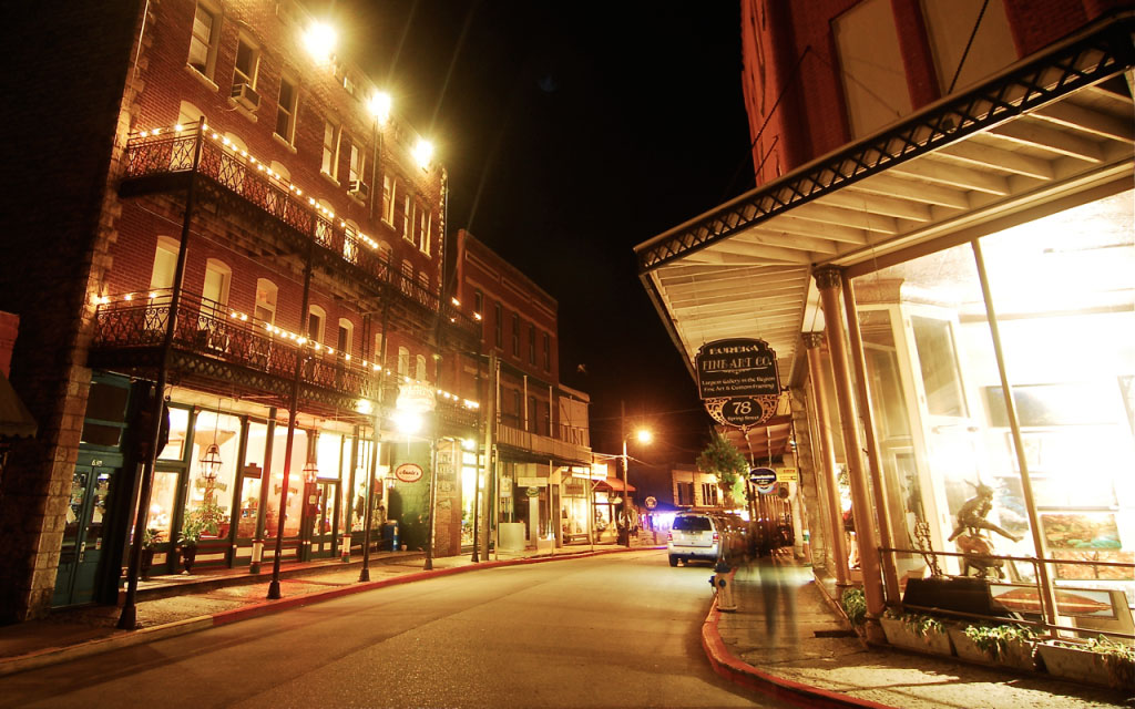 America's greatest main streets: Eureka Springs