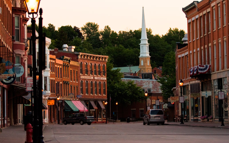 America's greatest main streets: Galena