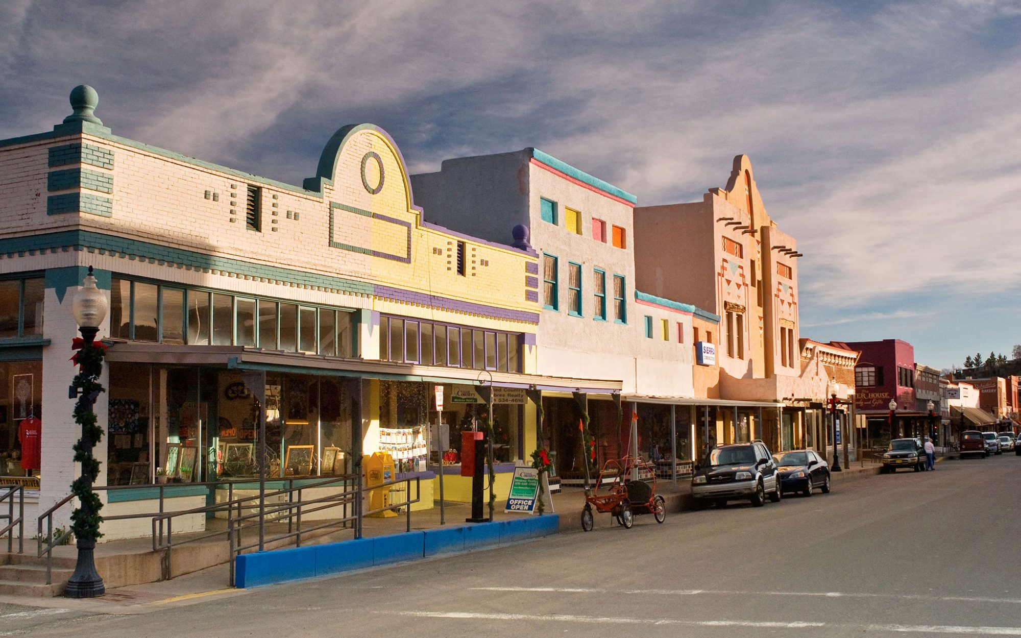 America's greatest main streets: Silver City