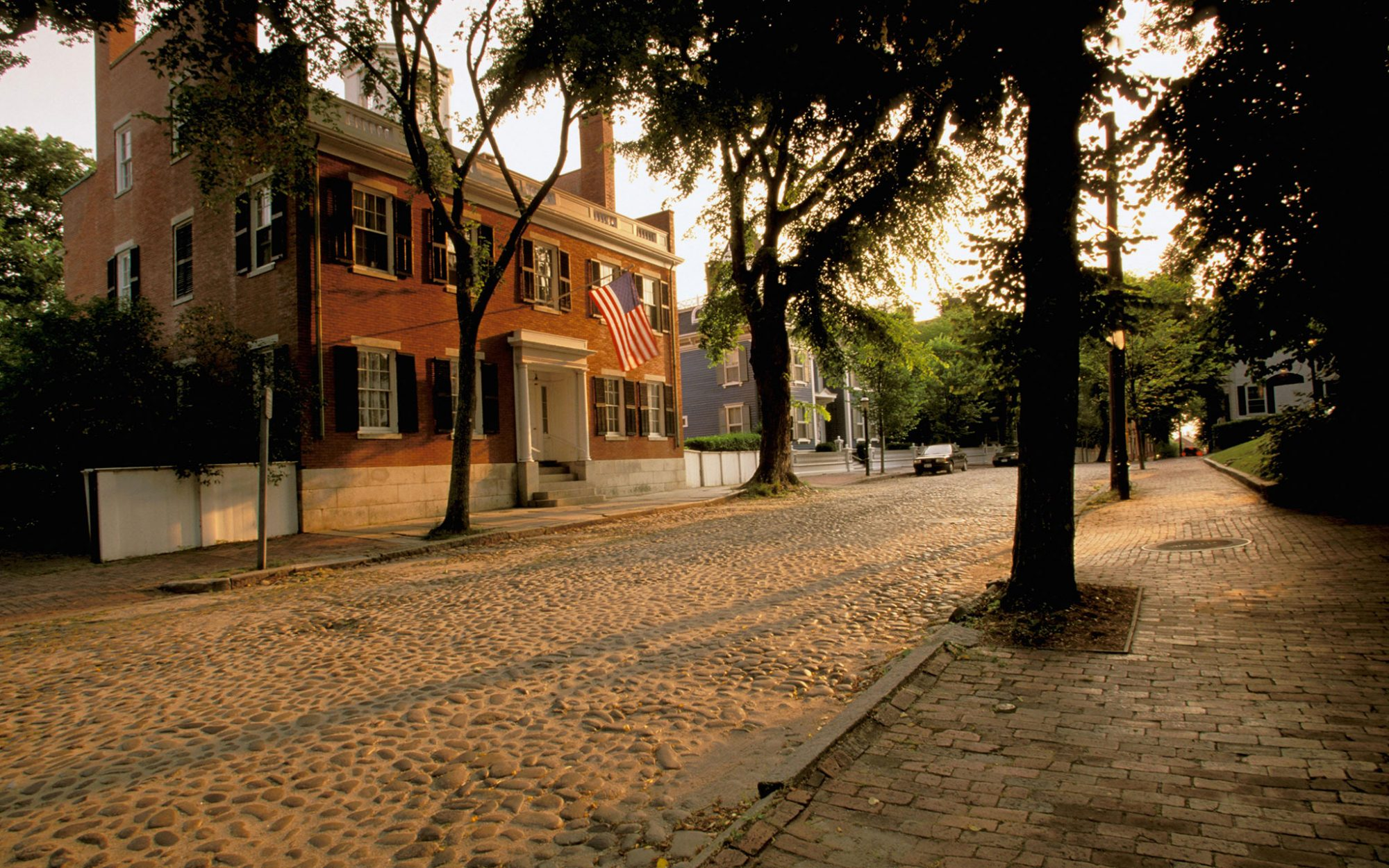 America's greatest main streets: Nantucket