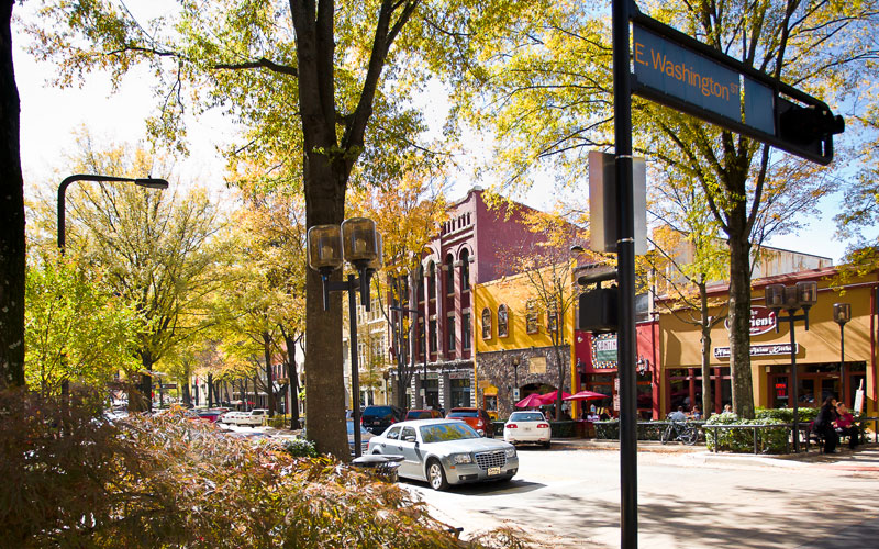 America's greatest main streets: Greenville