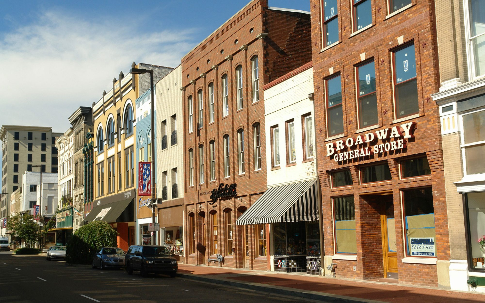 America's greatest main streets: Paducah, KY