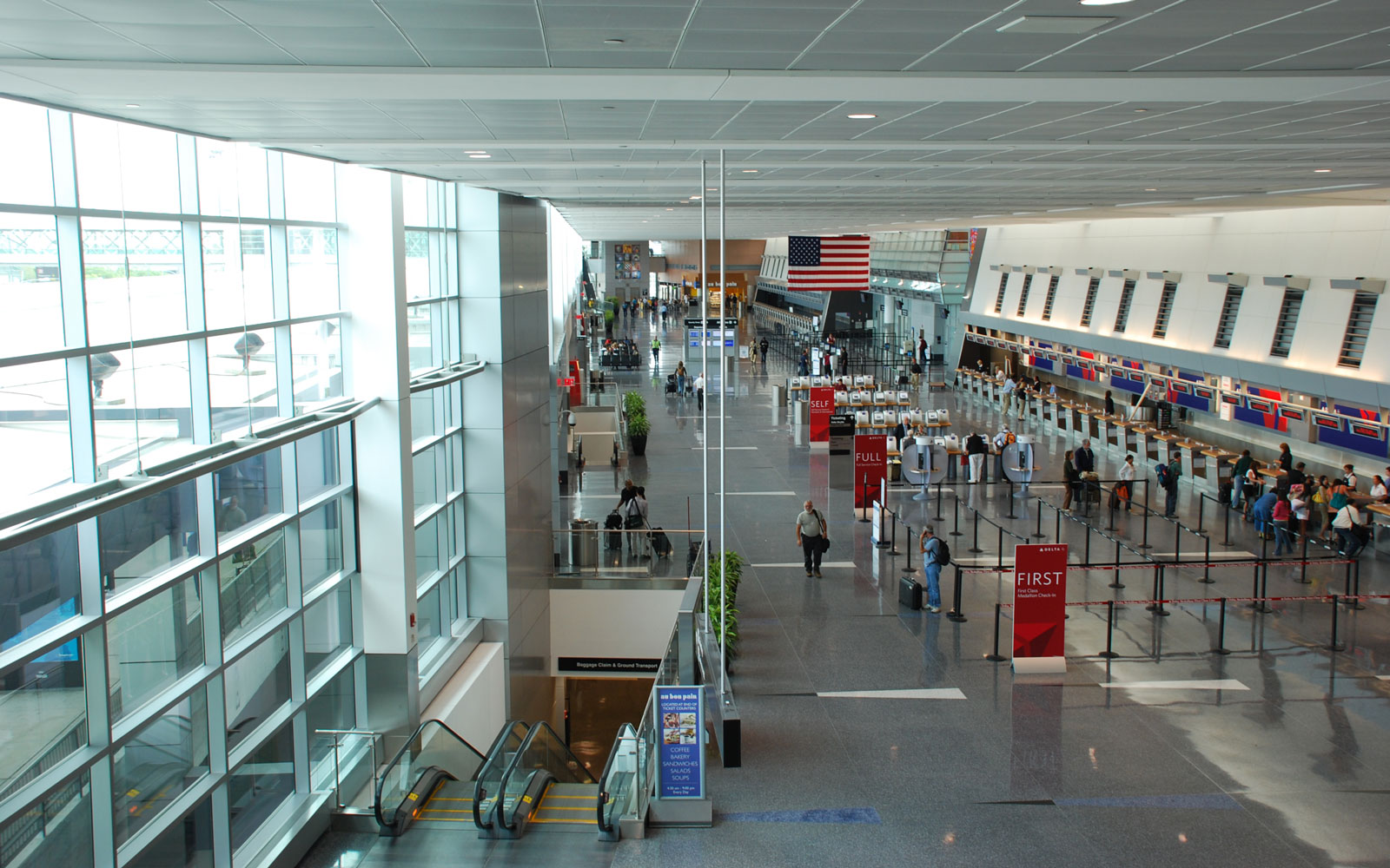 America's best and worst airports: Boston (BOS)