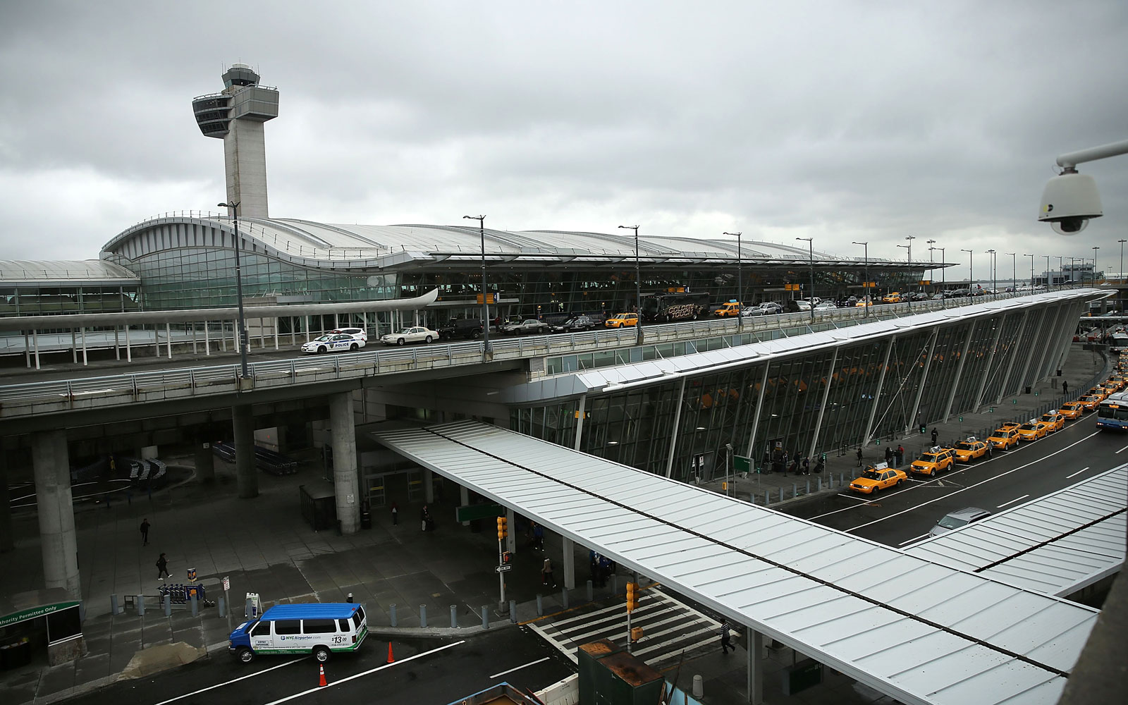 America's best and worst airports: New York (JFK)