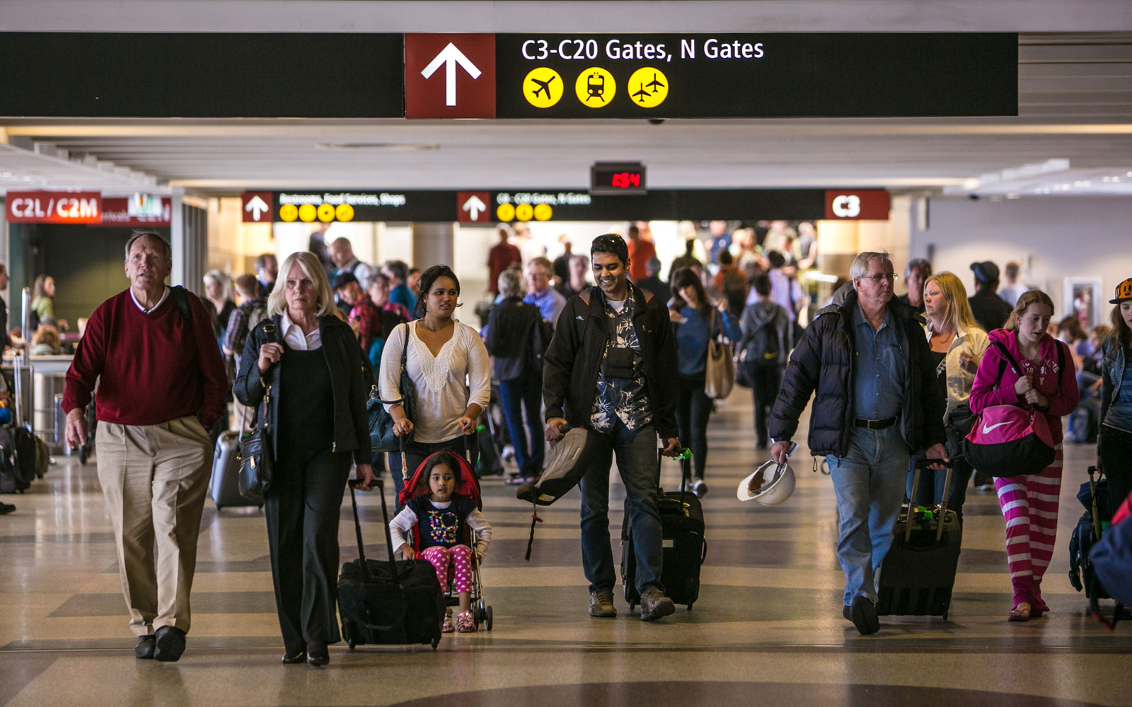 America's best and worst airports: Seattle (SEA)