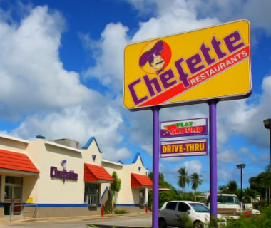 best fast-food chains in the world: Chefette