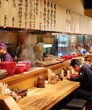best fast-food chains in the world: Ippudo
