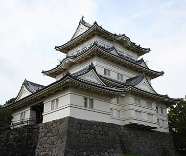 beautiful castles: Odawara, Japan