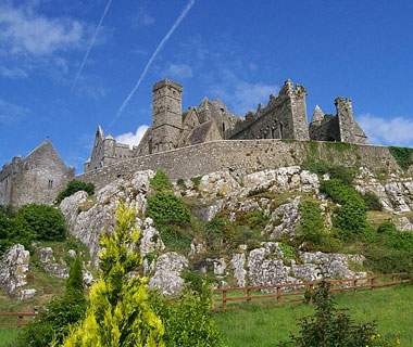 beautiful castles: Rock of Cashel, County Tipperary, Ireland