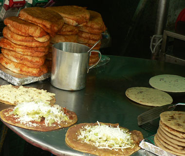 world's most delicious street food: Mexico City