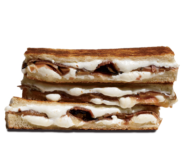 best sandwiches: croque-monsieur, Paris