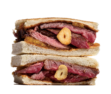 Best Sandwiches: Hand-Massaged Wagyu Beef on White Bread, Tokyo