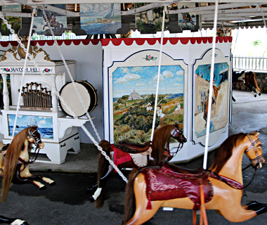 America's best carousels: Flying Horse