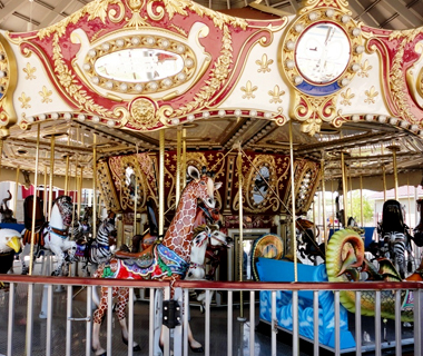 America's best carousels: Morgan Wonderland