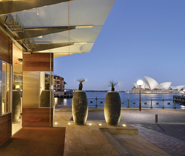 best hotels in Australia: Park Hyatt, Sydney