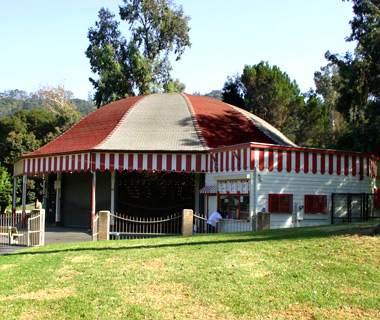 Griffith Park Merry-Go-Round, Los Angeles