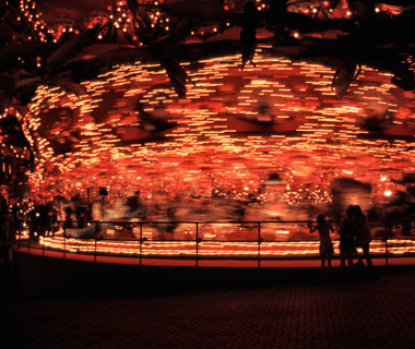 America's best carousels: House on the Rock Carousel