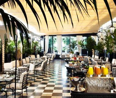 best hotels in Spain: El Palace Hotel