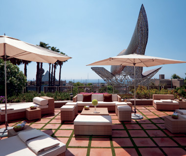 best hotels in Spain: Hotel Arts