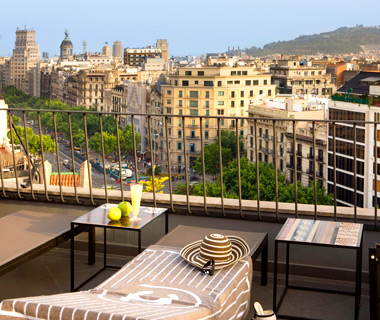 best hotels in Spain: Hotel Majestic