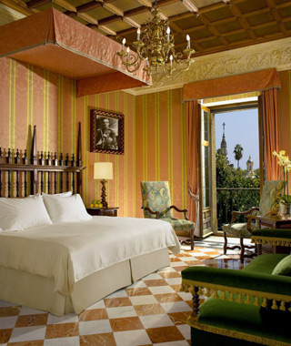 best hotels in Spain: Hotel Alfonso XIII